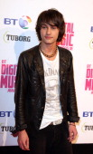 Sam Beeton Of Bb9 Arrives At The Bt Digital Music Awards 2008 At The Roundhouse London
