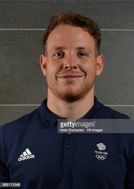Sam Blanchet during the PyeongChang 2018 Olympic Winter Games photocall at Heriot Watt University Oriam PRESS ASSOCIATION Photo Picture date Friday...