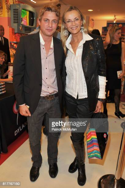 Sam Bolton and Bonnie Pfeifer Evans attend DYLAN'S CANDY BAR Unwrap Your Sweet Life by Dylan Lauren Book Signing at Dylan's Candy Bar on October 5th...