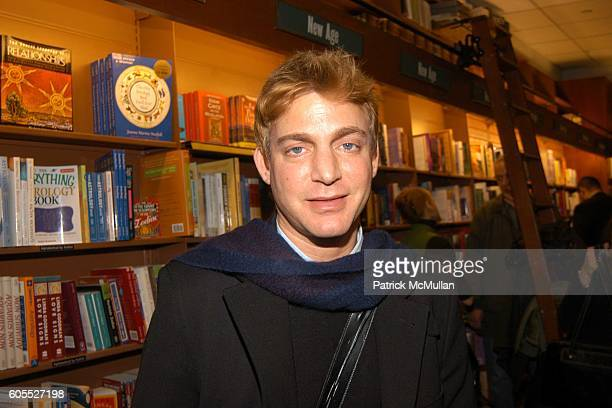 Sam Bolton attends Matthew Modine Book Signing for FULL METAL JACKET DIARY at Barnes Noble Book Store on January 4 2006 in New York City