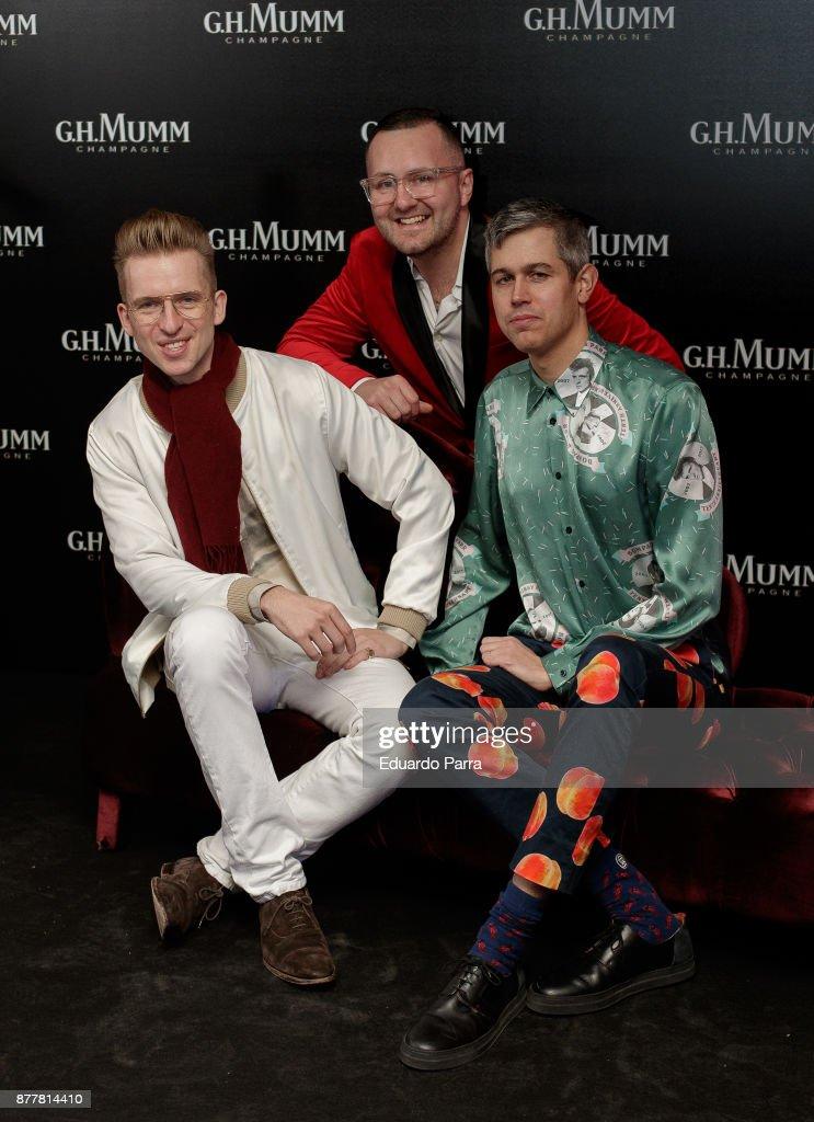 'House Of G.H. Mumm' Opening Presentation in Madrid