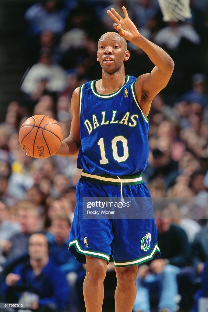 Image result for sam cassell with dallas pictures