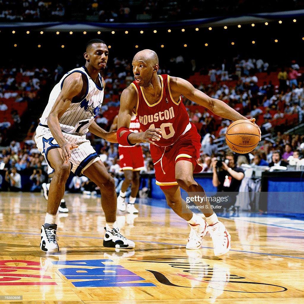 1995 NBA Finals Game 2 Houston Rockets vs Orlando Magic