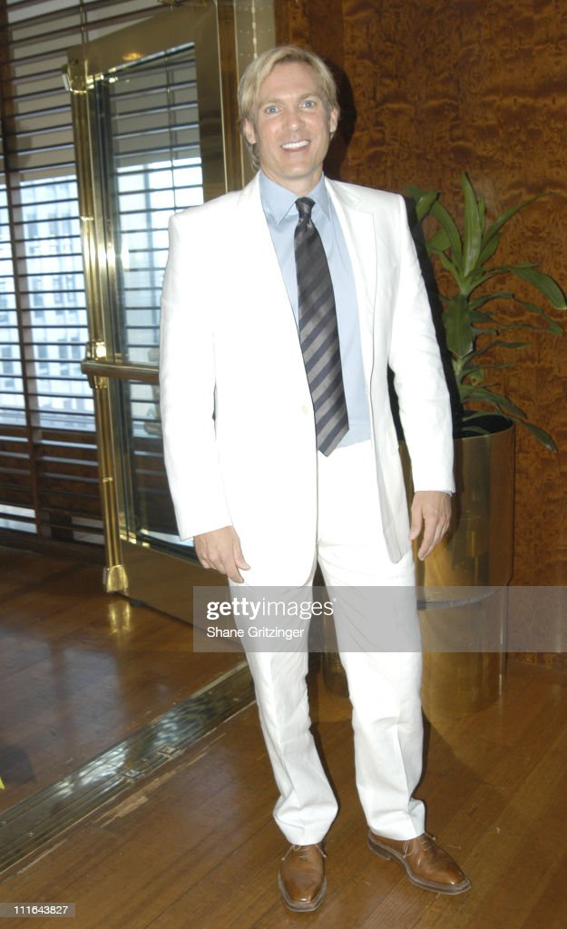 Sam Champion **Exclusive ** during 2nd Annual Equality Work Awards Luncheon at JPMorgan Chase in New York City New York United States
