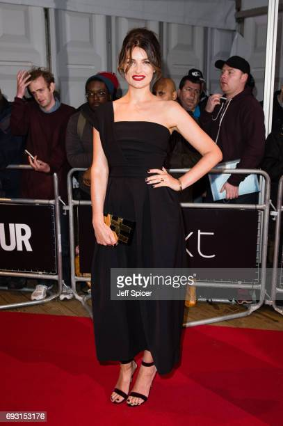 Sam Chapman attends the Glamour Women of The Year awards 2017 at Berkeley Square Gardens on June 6 2017 in London England