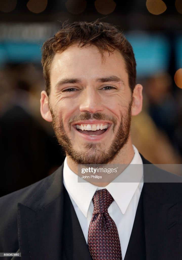 Sam Claflin attends the Headline Gala Screening & European Premiere of 'Journey's End' during the 61st BFI London Film Festival on October 6, 2017 in London, England.