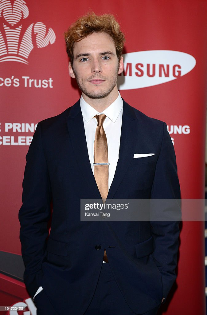 Sam Claflin attends the Prince's Trust Celebrate Success Awards at Odeon Leicester Square on March 26, 2013 in London, England.