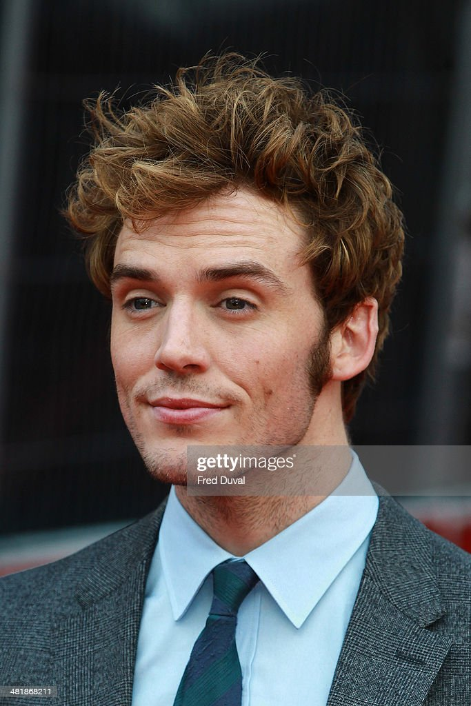 <a gi-track='captionPersonalityLinkClicked' href=/galleries/search?phrase=Sam+Claflin&family=editorial&specificpeople=7238693 ng-click='$event.stopPropagation()'>Sam Claflin</a> attends the UK film premiere of 'The Quiet Ones' at Odeon West End on April 1, 2014 in London, England.