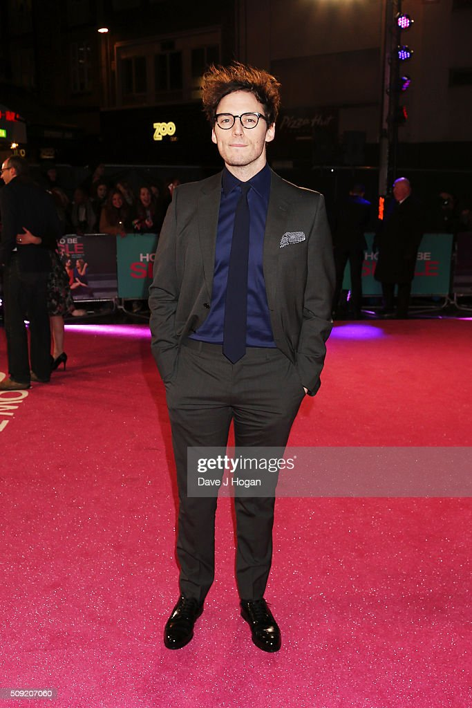 <a gi-track='captionPersonalityLinkClicked' href=/galleries/search?phrase=Sam+Claflin&family=editorial&specificpeople=7238693 ng-click='$event.stopPropagation()'>Sam Claflin</a> attends the UK Premiere of 'How To Be Single' at Vue West End on February 9, 2016 in London, England.