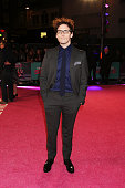 Sam Claflin attends the UK Premiere of 'How To Be Single' at Vue West End on February 9 2016 in London England