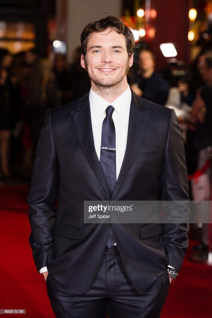 Sam Claflin attends the World Premiere of 'My Cousin Rachel' at Picturehouse Central on June 7, 2017 in London, England.