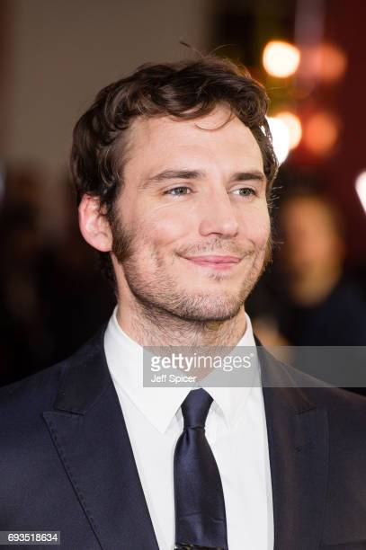 Sam Claflin attends the World Premiere of 'My Cousin Rachel' at Picturehouse Central on June 7 2017 in London England