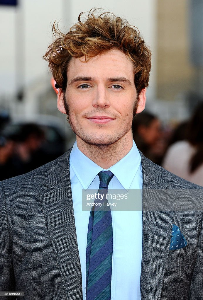 <a gi-track='captionPersonalityLinkClicked' href=/galleries/search?phrase=Sam+Claflin&family=editorial&specificpeople=7238693 ng-click='$event.stopPropagation()'>Sam Claflin</a> attends the World Premiere of 'The Quiet Ones' at Odeon West End on April 1, 2014 in London, England.