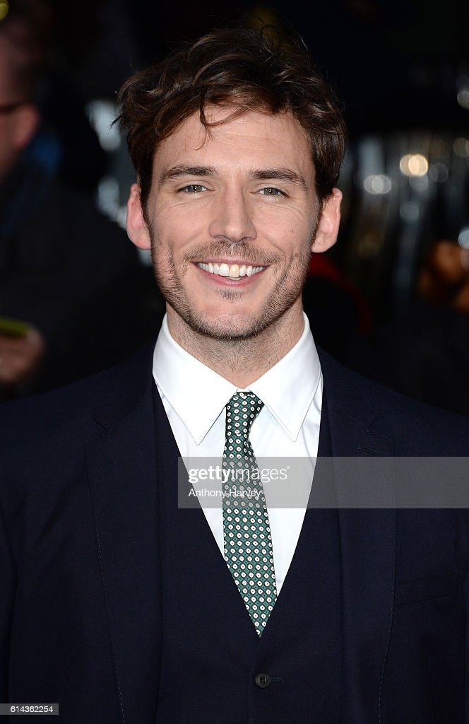 Sam Claflin attends 'Their Finest' Mayor's Centrepiece Gala screening during the 60th BFI London Film Festival at Odeon Leicester Square on October 13, 2016 in London, England.