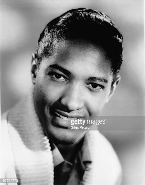 Sam Cooke poses for a studio portrait in 1960 in the United States