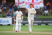 ZAF: South Africa v England - 3rd Test: Day 4