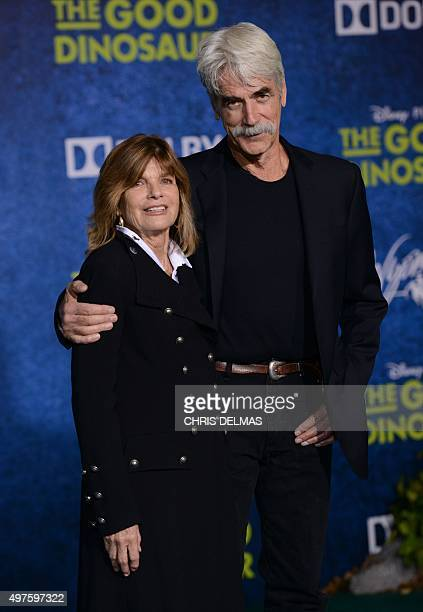 Sam Elliott Wife Stock Photos And Pictures Getty Images