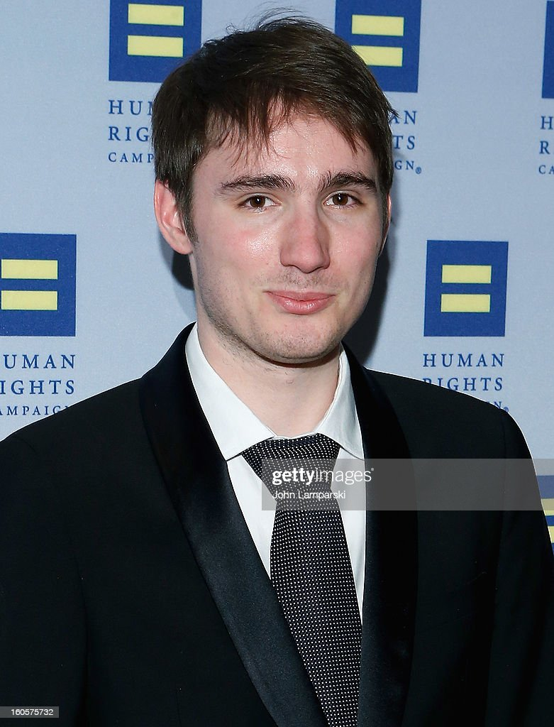 Sam Greisman attends The 2013 Greater New York Human Rights Campaign Gala at The Waldorf=Astoria on February 2, 2013 in New York City.