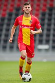 Sam Hendriks during the team presentation of Go Ahead Eagles on July 15 2016 at the Adelaarshorst Stadium in Deventer The Netherlands