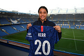 GBR: Chelsea Women Unveil New Signing