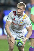 Sam McNicol of the Chiefs during the Super Rugby Quarter Final match between the DHL Stormers and Chiefs at DHL Newlands on July 23 2016 in Cape Town...