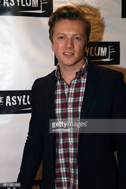 Sam Meader attends the 'Bound' Los Angeles Premiere at Regency Bruin Theater on January 9 2015 in Westwood California