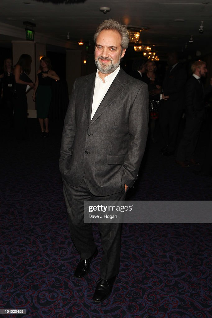 Sam Mendes attends the Jameson Empire Awards 2013 at Grosvenor House Hotel on March 24, 2013 in London, England.