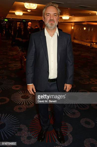 Sam Mendes attends the Jameson Empire Awards 2016 at The Grosvenor House Hotel on March 20 2016 in London England