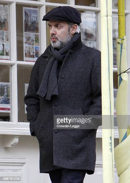 Sam Mendes sighting on November 25 2015 in London England