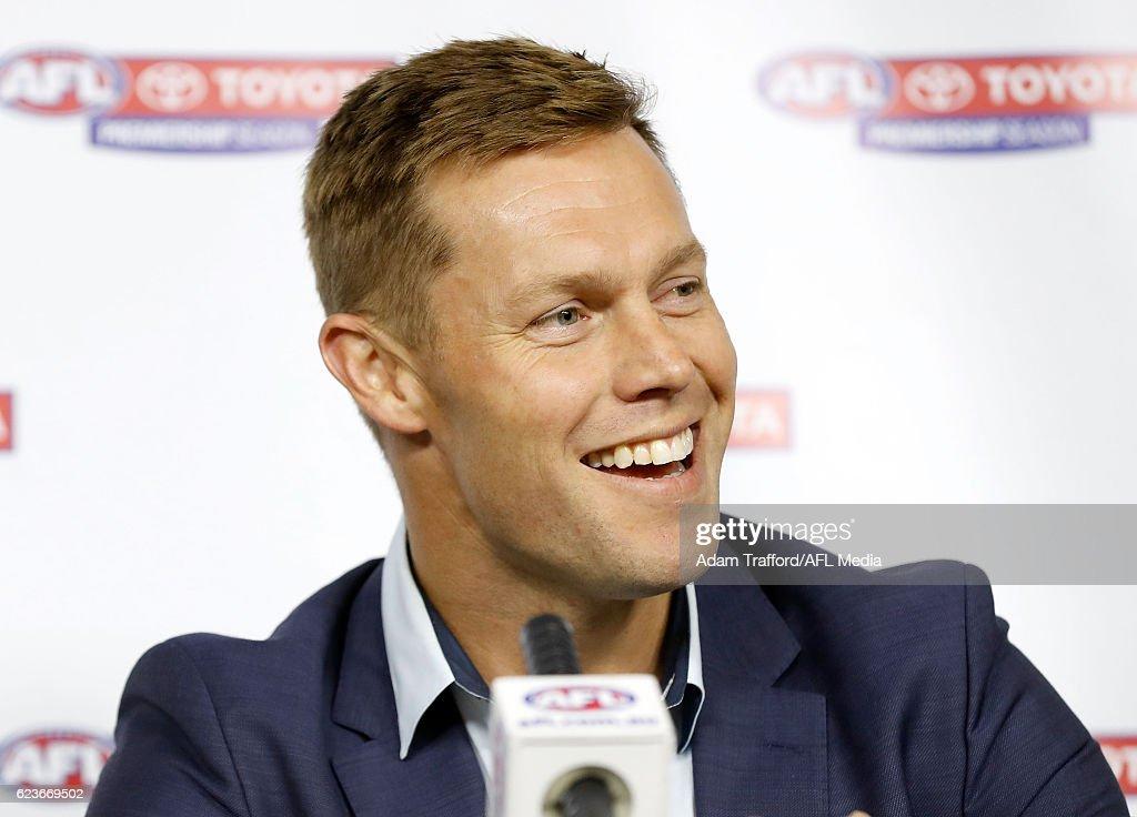 AFL Press Conference