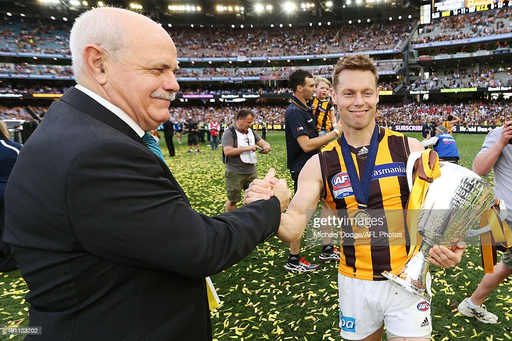 2015 AFL Grand Final - Hawthorn v West Coast