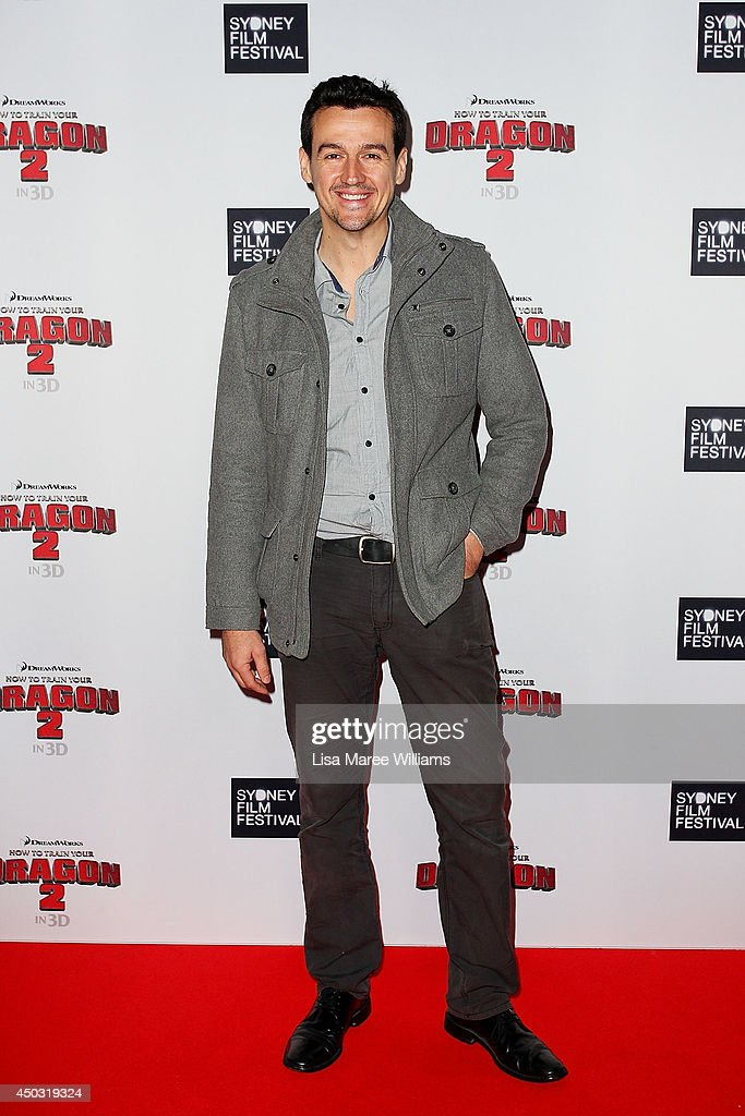 <a gi-track='captionPersonalityLinkClicked' href=/galleries/search?phrase=Sam+Moran&family=editorial&specificpeople=4050615 ng-click='$event.stopPropagation()'>Sam Moran</a> attends the 'How To Train Your Dragon 2' Australian premiere at Event Cinemas George Street on June 9, 2014 in Sydney, Australia.