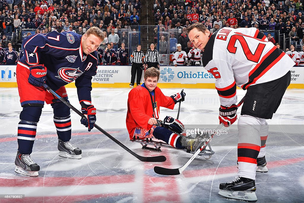 New Jersey Devils v Columbus Blue Jackets Photos and Images ...