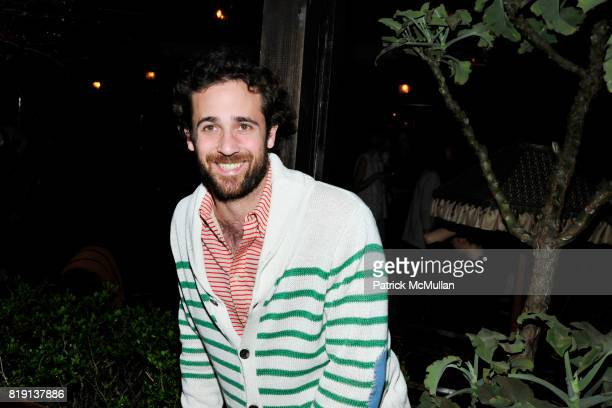 Sam Orlofsky attend NICOLAS BERGGRUEN's 2010 Annual Party at the Chateau Marmont on March 3 2010 in West Hollywood California