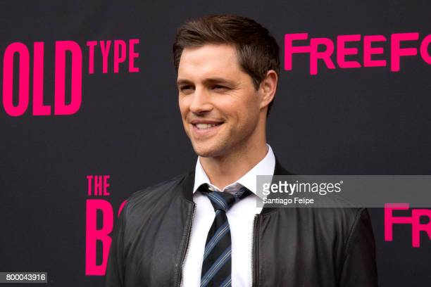 Sam Page attends the 'The Bold Type' New York Premiere at The Roxy Hotel on June 22 2017 in New York City