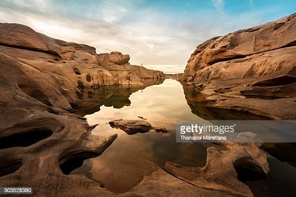 Sam Phan Bok (3000 holes), Grand canyon of Thailand