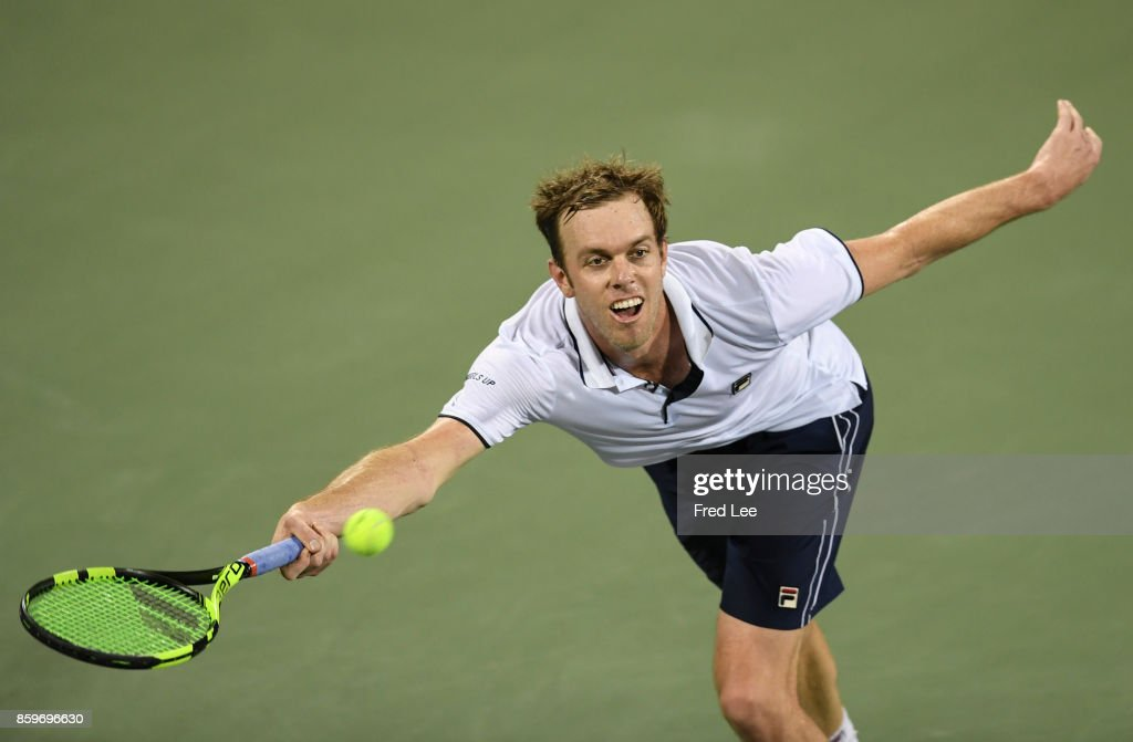 2017 ATP 1000 Shanghai Rolex Masters - Day 3 : News Photo