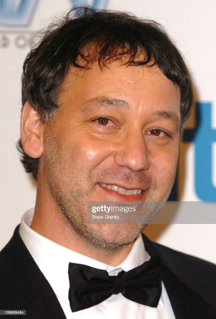 <a gi-track='captionPersonalityLinkClicked' href=/galleries/search?phrase=Sam+Raimi&family=editorial&specificpeople=215417 ng-click='$event.stopPropagation()'>Sam Raimi</a> during 16th Annual Producers Guild Awards - Press Room at Culver Studios in Culver City, California, United States.