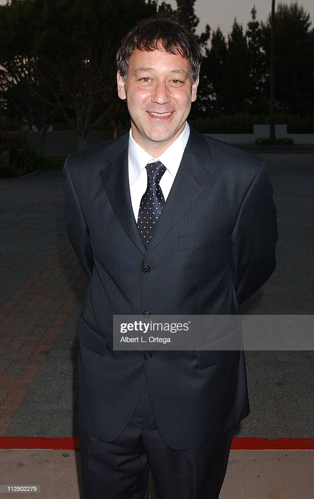 <a gi-track='captionPersonalityLinkClicked' href=/galleries/search?phrase=Sam+Raimi&family=editorial&specificpeople=215417 ng-click='$event.stopPropagation()'>Sam Raimi</a> during 31st Annual Saturn Awards - Arrivals at Universal Hilton Hotel in Universal City, California, United States.