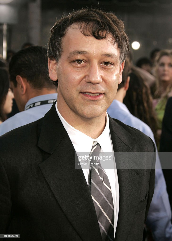 <a gi-track='captionPersonalityLinkClicked' href=/galleries/search?phrase=Sam+Raimi&family=editorial&specificpeople=215417 ng-click='$event.stopPropagation()'>Sam Raimi</a> during 'Spider-Man 2' Los Angeles Premiere - Arrivals at Mann Village in Westwood, California, United States.