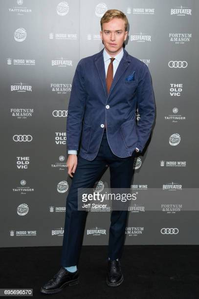Sam Reid attends The Old Vic Summer Party at The Brewery on June 13 2017 in London United Kingdom