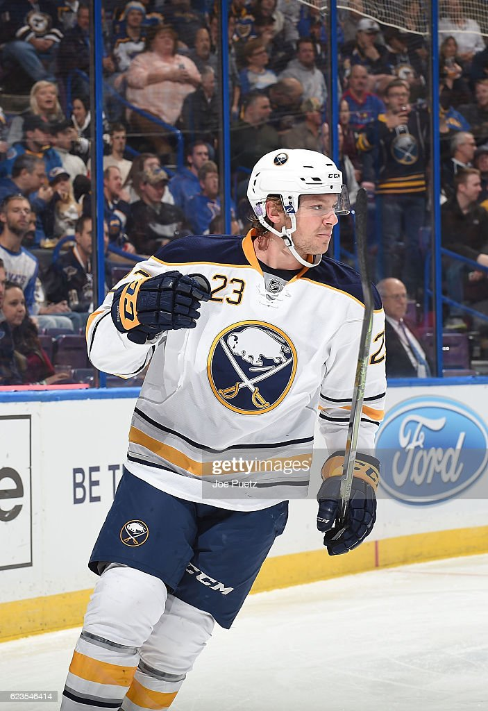 Buffalo Sabres v St Louis Blues