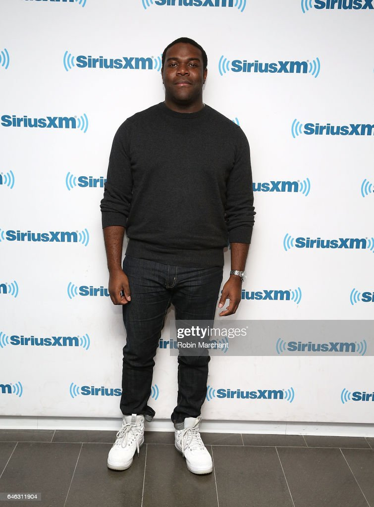 Celebrities Visit SiriusXM - February 28, 2017