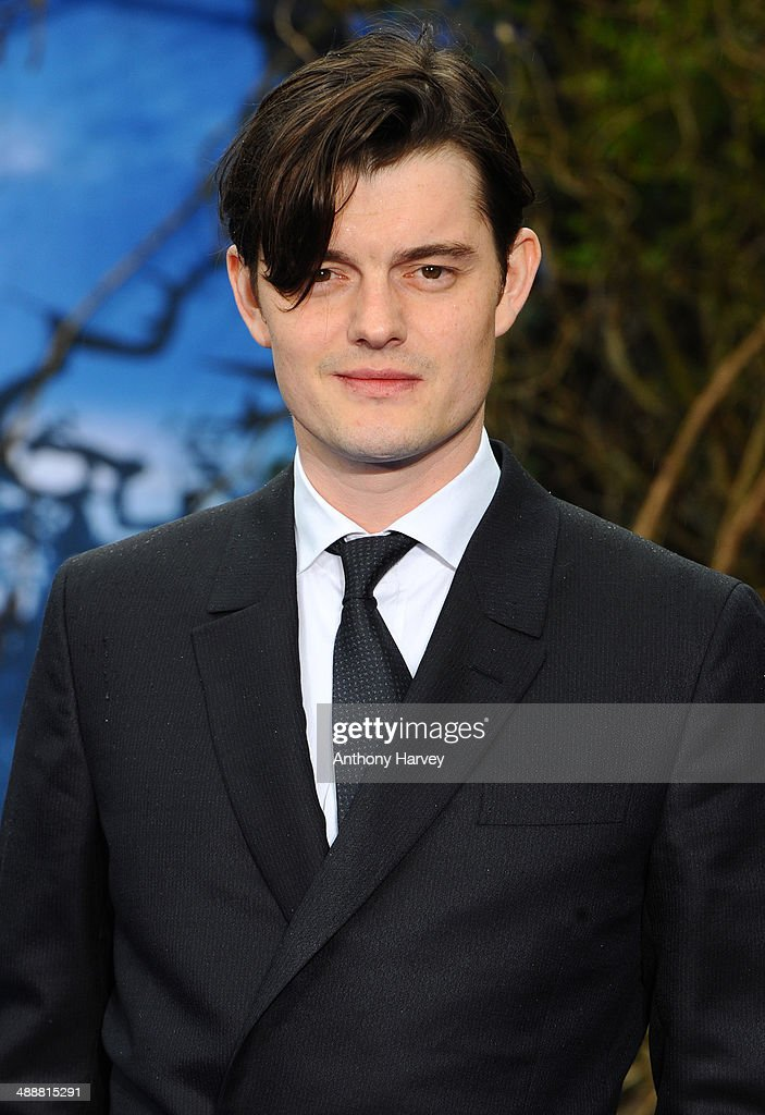 Sam Riley attends a private reception as costumes and props from Disney's 'Maleficent' are exhibited in support of Great Ormond Street Hospital at Kensington Palace on May 8, 2014 in London, England.