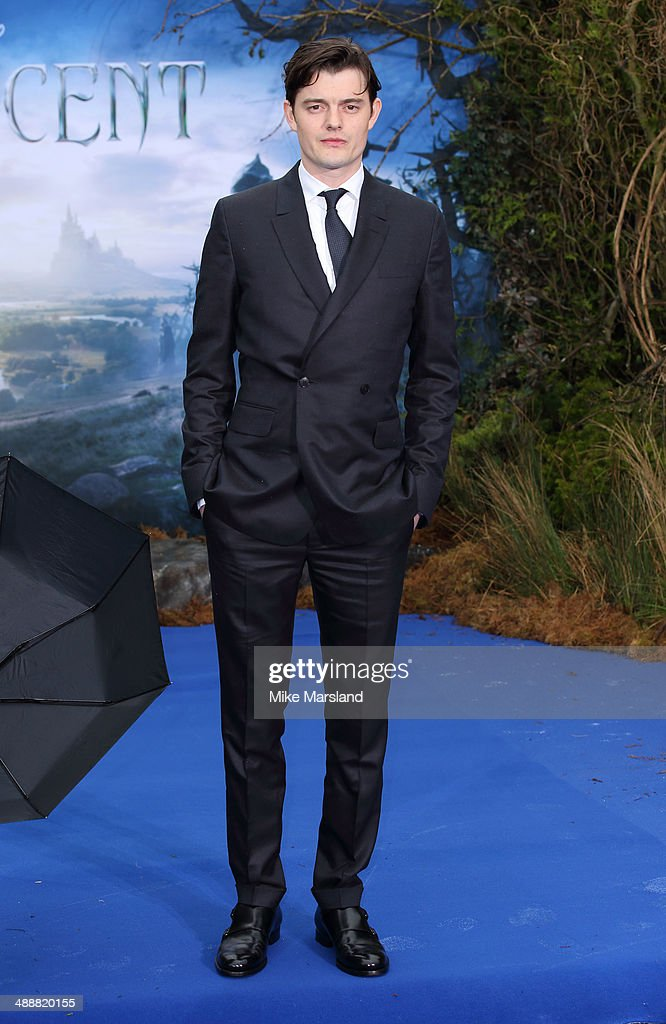 <a gi-track='captionPersonalityLinkClicked' href=/galleries/search?phrase=Sam+Riley+-+Actor&family=editorial&specificpeople=4693289 ng-click='$event.stopPropagation()'>Sam Riley</a> attends a private reception as costumes and props from Disney's 'Maleficent' are exhibited in support of Great Ormond Street Hospital at Kensington Palace on May 8, 2014 in London, England.