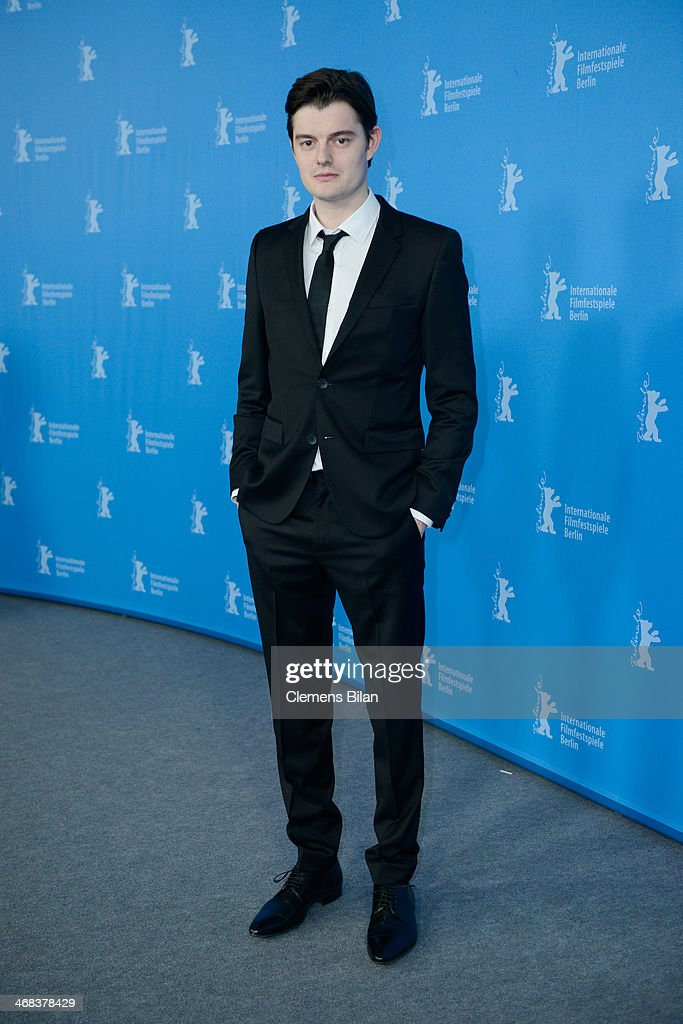 Sam Riley attends 'The Dark Valley' photocall during 64th Berlinale International Film Festival at Grand Hyatt Hotel on February 10 2014 in Berlin...