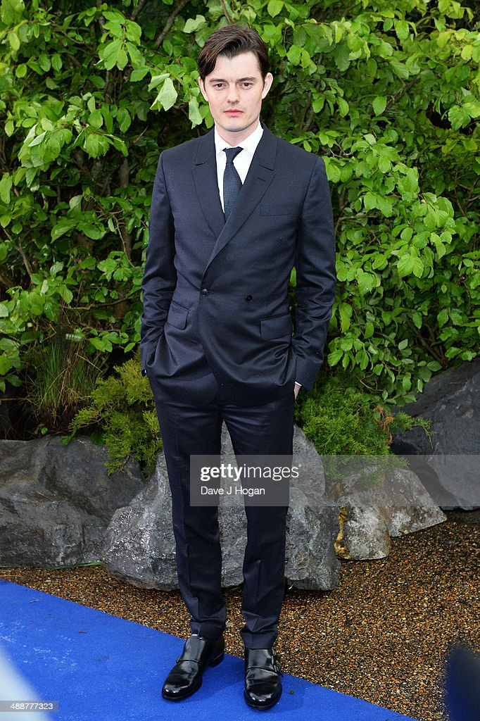 Sam Riley attends the 'Maleficent' Costume And Props Private Reception at Kensington Palace on May 8, 2014 in London, England.