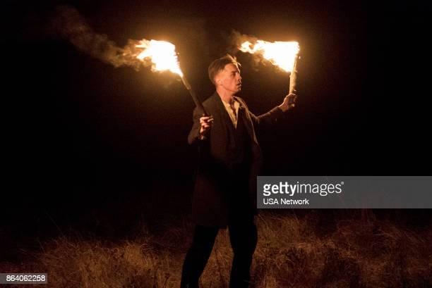 DAMNATION 'Sam Riley's Body' Episode 101 Pictured Killian Scott as Seth Davenport