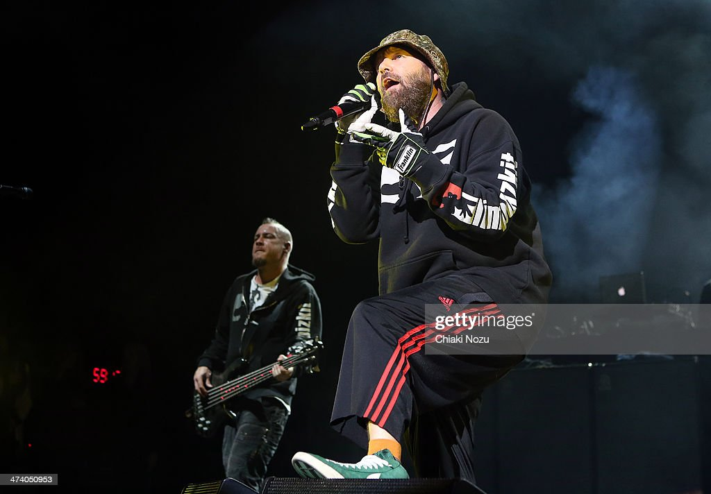 Limp Bizkit Perform At Brixton Academy