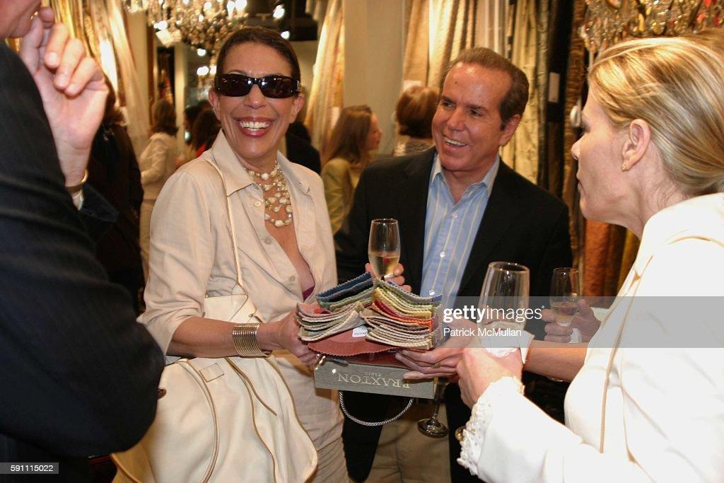 Sam Robin Alvaro Cuadrado and Whitney Donati attend Ann Getty Michael Leondas Kirkland and John Nelson celebrate the arrival of Ann Getty House...